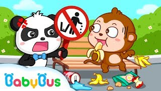 Download How To Care Of The Environment | Science Video For KIds | Animation For Babies | BabyBus Video