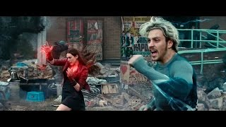 Download Age of Ultron - Quicksilver Running Scenes HD Video