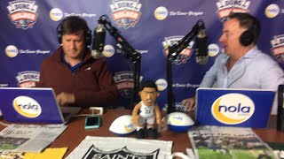 Download Dunc & Holder on Sports 1280 in New Orleans. October 16, 2017 Video