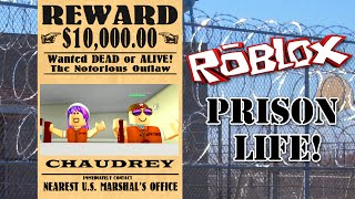 Download ROBLOX PRISON LIFE ROLEPLAY | I'M ONLY 12! | RADIOJH GAMES & GAMER CHAD Video