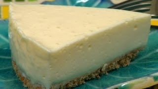 Download Tofu Rare Cheesecake (No-Bake Cheesecake Recipe) | Cooking with Dog Video
