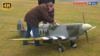 Download GIANT RADIO CONTROLLED SPITFIRE [*UltraHD / 4K*] Video