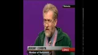 Download Jeremy Corbyn on foreign policy at Labour Conference (2003) Video