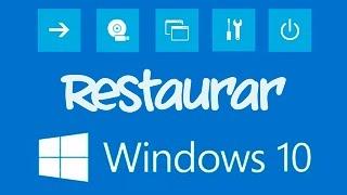 Download Como Restaurar Windows 10 a Su Estado de Fabrica Video