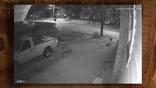 Download Surveillance video shows fatal beginning of fatal Akron house fire Video