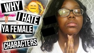 Download Why I HATE YA Female Protagonist | Bookish Pet Peeves Video
