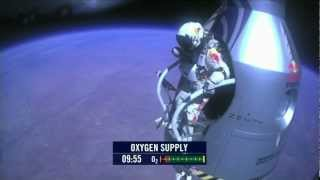 Download Felix Baumgartner Space Jump World Record 2012 Full HD 1080p [FULL] Video