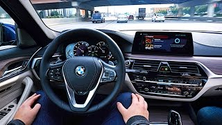 Download BMW 5 Series 2017 Self Driving Car Demonstration Real Roads BMW Self Driving Car CARJAM TV Video