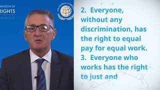 Download UDHR Video Article 23 English Philip Jennings Video