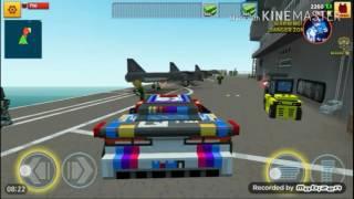 Download Block City Wars brincando rampas con el THUNDER 🚘 Video