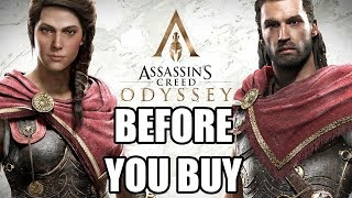 Download Assassin's Creed Odyssey - 15 Things You Need To Know Before You Buy Video