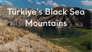 Download Turkey's Black Sea Mountains - From the Air Video