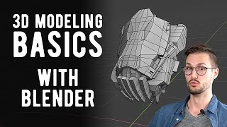 Download First steps | 3D Modeling with Blender for Cosplay Video