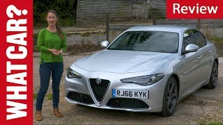 Download 2017 Alfa Romeo Giulia review – better than a BMW 3 Series? | What Car? Video