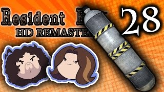 Download Resident Evil HD: Trying Not to Blow-Up - PART 28 - Game Grumps Video