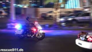 Download Las Vegas Police stopping vehicles Video