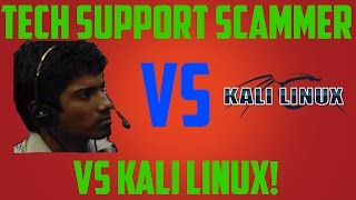 Download Tech Support Scammer vs Kali Linux Video