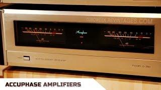 Download High end Amplifiers Accuphase Short Demo Video