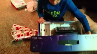 Download Little brother opens a PS4 box to find a PS2 inside for Christmas (PS4 Christmas Prank) Video