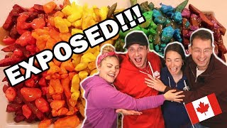 Download 🇨🇦The Secret World of SimplyNailogical 🌈 Rainbow Poutine 🍟🧀 Video