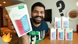 Download Oppo F9 Pro Unboxing & First Look + Giveaway!!!🔥🔥🔥 Video