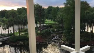 Download Hyatt Grand Cypress Orlando Florida 7/24/17 Video