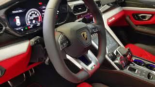 Download #WalkAround Lamborghini URUS Video