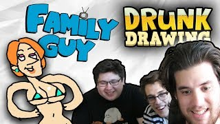 Download DRUNK DRAWING FAMILY GUY Video