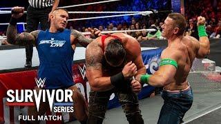 Download FULL MATCH - Team Raw vs. Team SmackDown – Traditional Survivor Series Match: Survivor Series 2017 Video