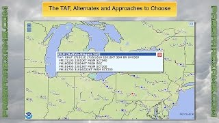 Download The Terminal Aerodrome Forecast (TAF) Video