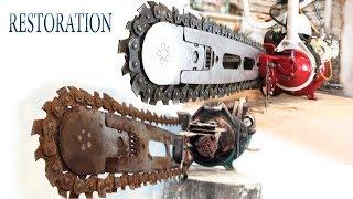 Download Восстановление старой бензопилы из 1970-х | Old chainsaw restoration Video