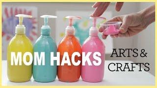 Download MOM HACKS ℠ | Arts & Crafts (Ep. 2) Video