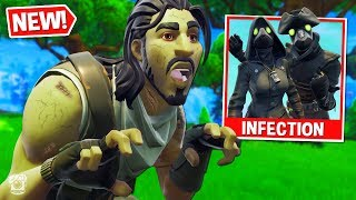 Download *FUNNY* ZOMBIE-INFECTED Custom Gamemode in Fortnite Battle Royale! *SEASON 6* Video