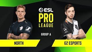 Download CS:GO - North vs. G2 Esports [Dust2] Map 2 - Group A - ESL EU Pro League Season 10 Video