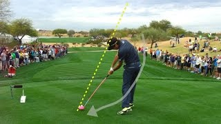 Download Bubba Watson's slo-mo swing is analyzed at RBC Canadian Video