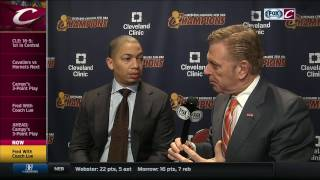 Download Cavs Ty Lue gives update on J.R. Smith Video
