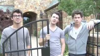 Download Cambio Goes Home with the Jonas Brothers Dallas, TX Video