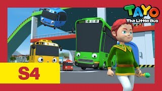 Download Tayo S4 EP15 l Asura the little wizard l Tayo the Little Bus l Season 4 Episode 15 Video