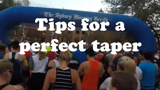 Download Tips for a perfect taper (and a great SMH Half Marathon) Video