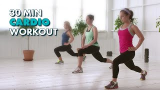 Download 30-Minute Cardio - The CafeMom Studios Workout Video