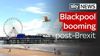 Download Blackpool Booming Post-Brexit Video