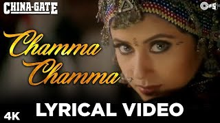 Download Chamma Chamma Lyrical - China Gate I Urmila Matondkar I Alka Yagnik & Anu Malik Video