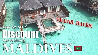 Download OMG! HOW TO GET A DISCOUNT IN MALDIVES! | Vlog #10 Video