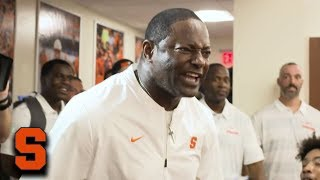 Download Dino Babers Delivers Powerful Speech After Syracuse Beats Florida State Video