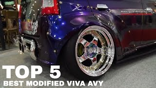 Download TOP 5 Best Compilation Modified Perodua Viva Avy Daihatsu - Nov 2016 Video