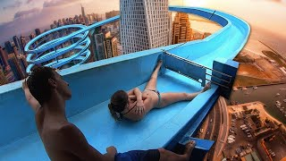 Download Top 10 Most Insane Waterslides You Can't Go On Anymore! Video