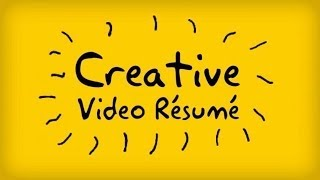 Download Creative Video Resume - Kassem Jamal Video