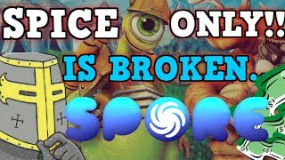 Download SPORE Is a Perfectly Balanced Game With No exploits - Spice Only Challenge Video