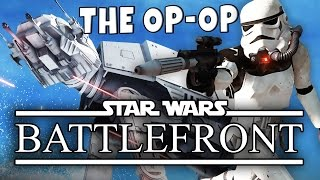 Download Star Wars Battlefront Beta - All aboard the OP-OP ″AT-AT″ Video