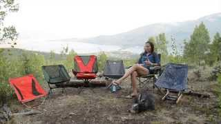 Download Camp Chair Comparison Review Video